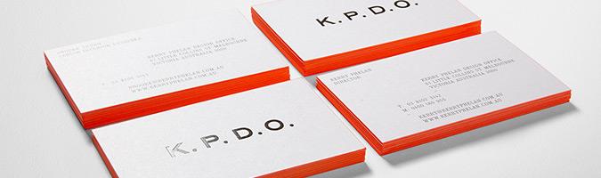Корпоративний стиль K.P.D.O
