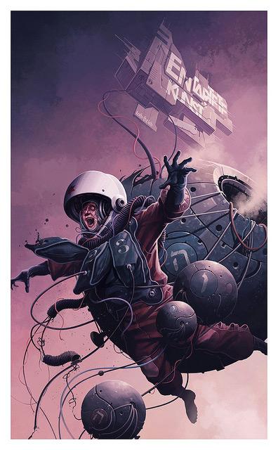 ілюстрація sci-fi