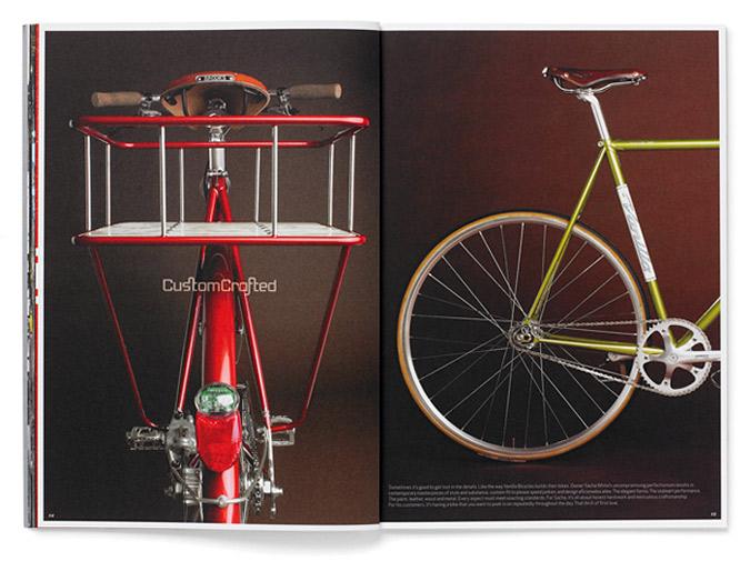 дизайн велосипедної рами