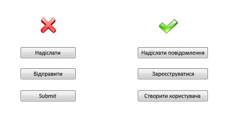 веб інтерфейс веб форм, підказки