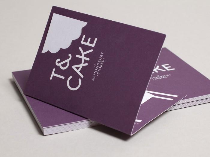 візитні картки кафе