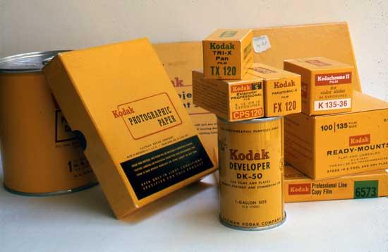 фірмовий стиль Kodak