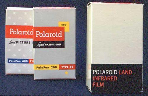 старий лого Polaroid проти нового